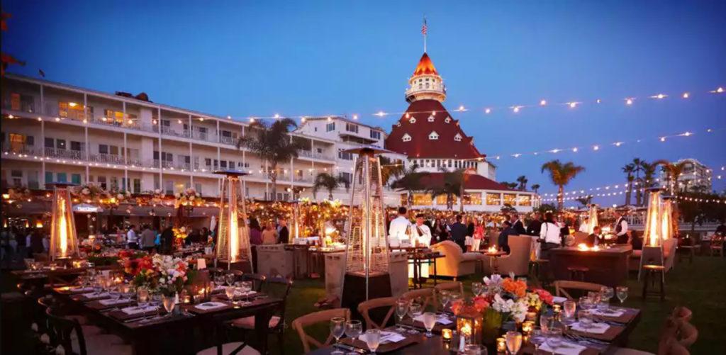 Hotel Del, San Diego