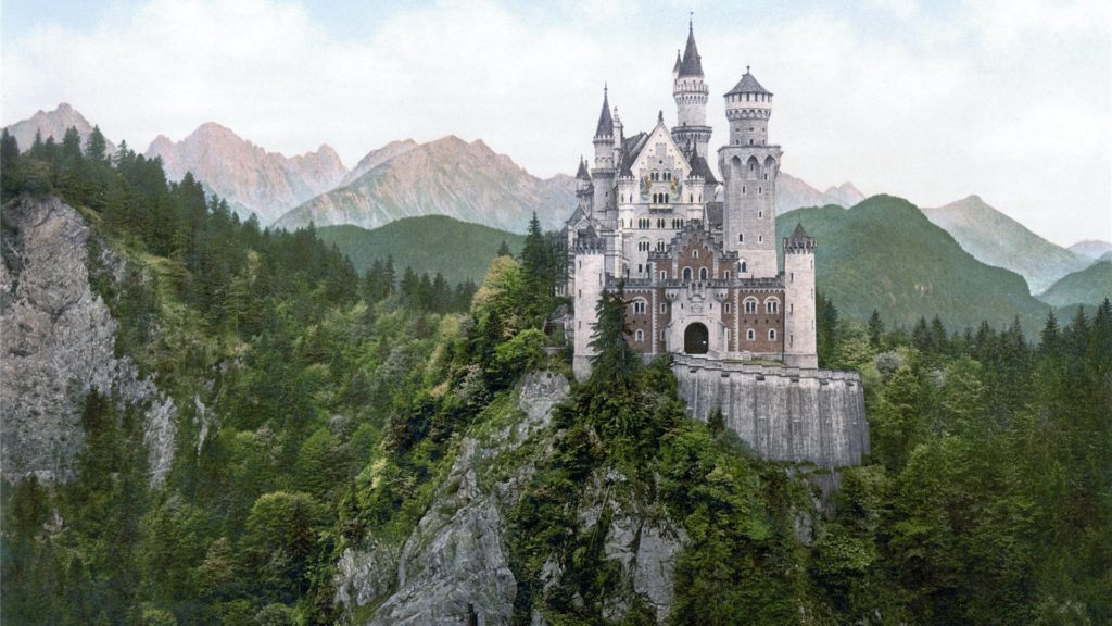 Neuschwanstein Castle, Bovaria