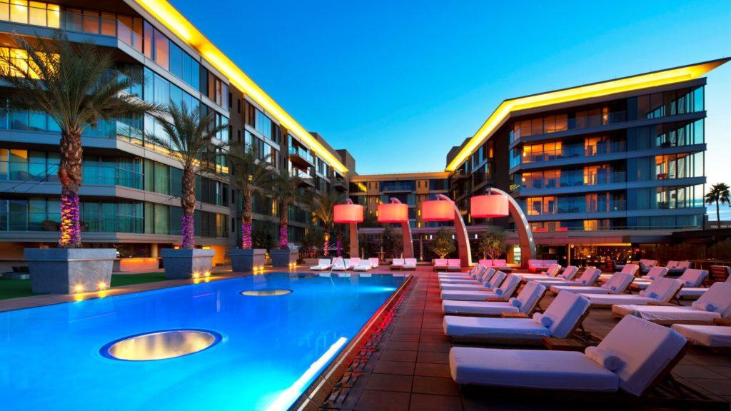 The W Hotel, Scottsdale AZ