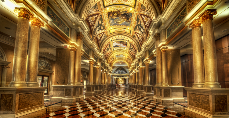 The Venetian Hotel in Vegas from Trey Ratcliff www.stuckincustoms.com